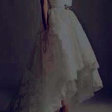 YSF Off the Shoulder Sleeveless Beach Wedding Dresses