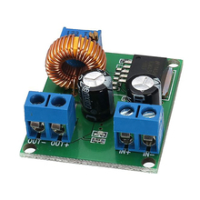Dc-Dc 3V-35V To 4V-40V Adjustable Step Up Power Module 3V 5V 12V To 19V 24V 30V 36V High Power Boost Converter produino solar power panel dc 3 35v to dc 1 2 30v automatic buck boost converter module red blue