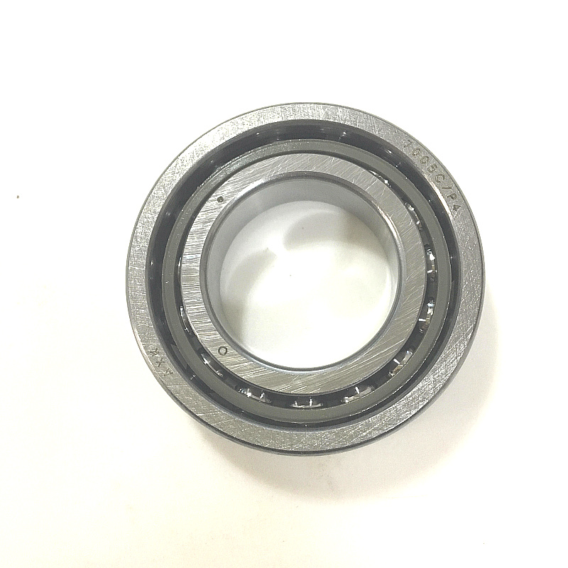 1pcs AXK 7005 7005C B7005C T P4 UL 25x47x12 Angular Contact Bearings Speed Spindle Bearings CNC ABEC-7 1pcs 71901 71901cd p4 7901 12x24x6 mochu thin walled miniature angular contact bearings speed spindle bearings cnc abec 7