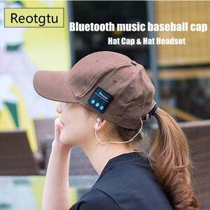 REOTGTU 2018 Bluetooth Hat Cap