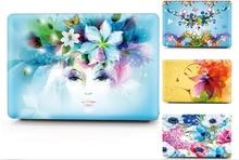 FULCLOUD Matte Case For Apple Macbook Air 11 13 For MacBook Pro 13 15 For MacBook Retina 12 13.3 15 Laptop Bag & A1707/1707/1708