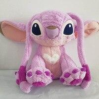 40cm Lilo and Stitch Cute Stitch Angel Plush Toy Stuffed Animals Doll Kids Toys Children Christmas Gifts
