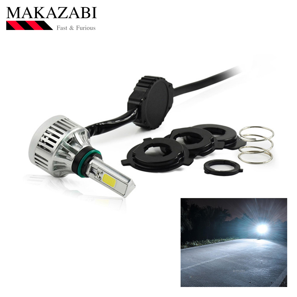 Universal Motorcycle Headlight LED Bulb For YAMAHA R3 R6 Mt 07 Fz6 Xj6 Fz1 Mt 09 R1 Ybr 125 Mt07 Jog Mt09 Tracer Virago 250 R15