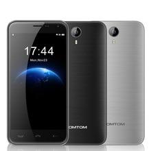 Оригинал homtom ht3 мобильный телефон 5.0 дюймов android 5.1 mtk6580 Quad Core 1280*720 3000 мАч RAM 1 ГБ ROM 8 ГБ разблокирована HT7 смартфон