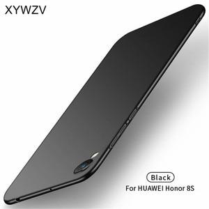 Image 1 - Huawei Honor 8S funda de lujo Silm Ultra fina suave duro PC funda de teléfono para Huawei Honor 8S funda trasera para Huawei Honor 8S Fundas