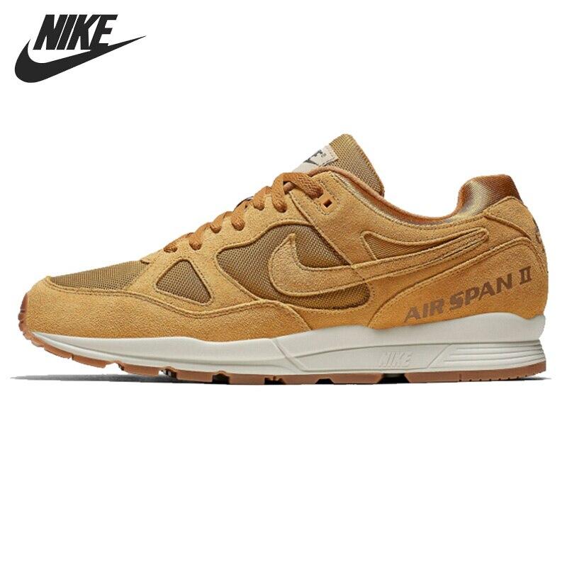 Nouveauté d'origine NIKE AIR SPAN II PRM chaussures de course homme baskets