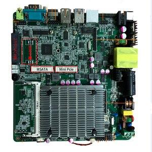 Image 1 - Main Board Lage Kosten Intel Celeron J1900 Processor Itx Industriële Moederbord 3 * Usb Voor Automaat