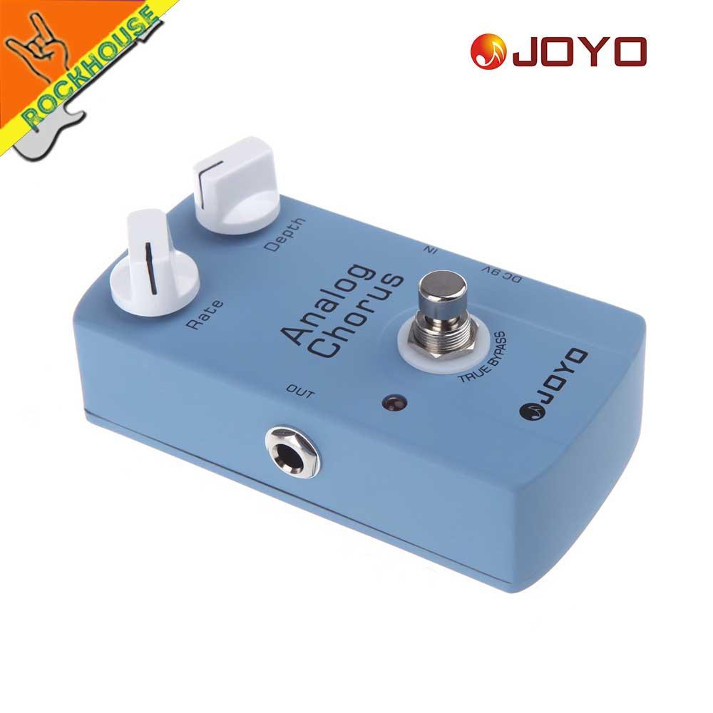 JOYO Analoog refrein Gitaareffecten Pedaal Klassiek refrein Stompbox - Muziekinstrumenten - Foto 3