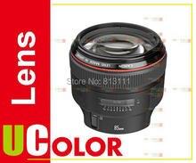 Nuevo Original Canon EF 85 mm f / 1.2L is II USM teleobjetivo estándar