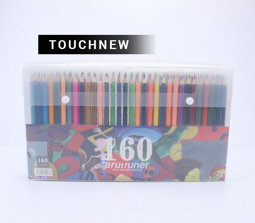 Best LSH 160 smooth oily water-insoluble pencil bright comics graffiti color lead school supplies NEW affordable 160 smooth oily water insoluble pencil bright comics graffiti color lead school supplies new