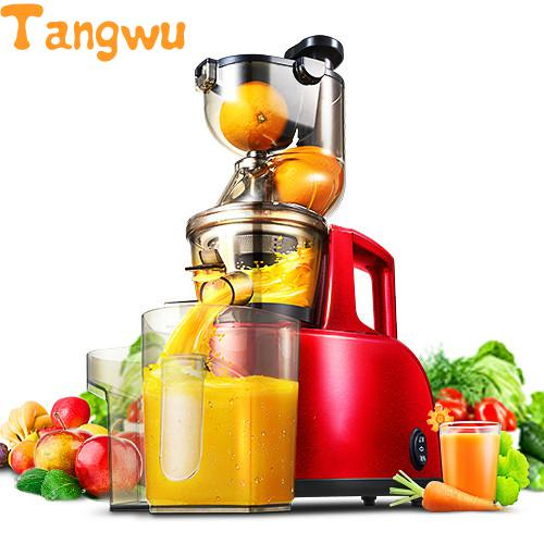 Free shipping Large - diameter domestic juice machine slow speed multi function baby bean milk low motor