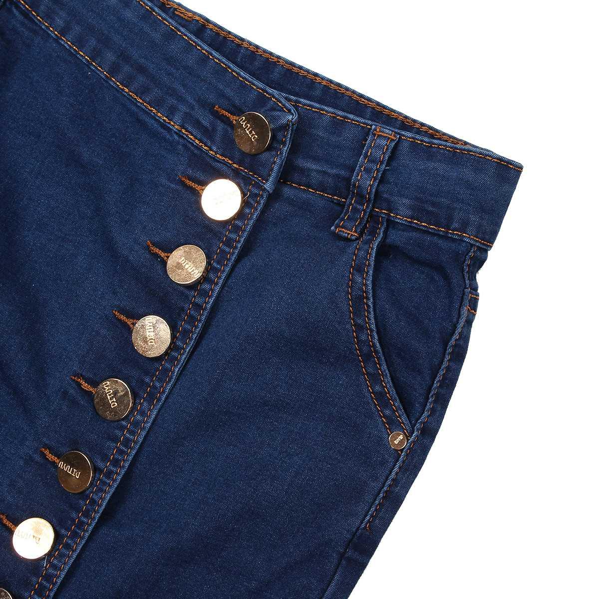 юбка джинсовая купить в Китае