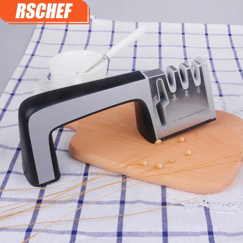 Afilador Herramientas de cocina de diamante Afilador de acero - Cocina, comedor y bar - foto 3