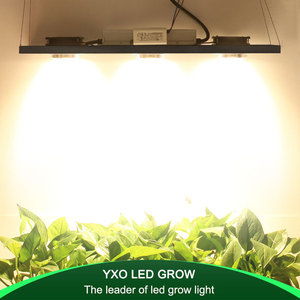 Image 1 - CREE CXB3590 300W COB Dimmable LED Grow Light Full Spectrum LED Lamp 38000LM=HPS 600W Growing Lamp Indoor Plant Growth Lighting