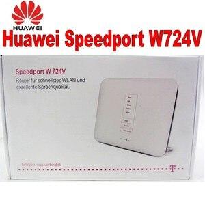 Image 3 - جهاز توجيه منزلي بمنفذ W724V ADSL ADSL2 +/VDSL2/DSL من الألياف البصرية/جهاز توجيه SIP VoIP DLNA + NAS 802.11b/g/n/التيار المتناوب