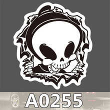 A0255 Spoof Anime Punk Cool Sticker for Car Laptop Luggage Fridge Skateboard Graffiti Notebook Scrapbook Scooter Stickers Toy