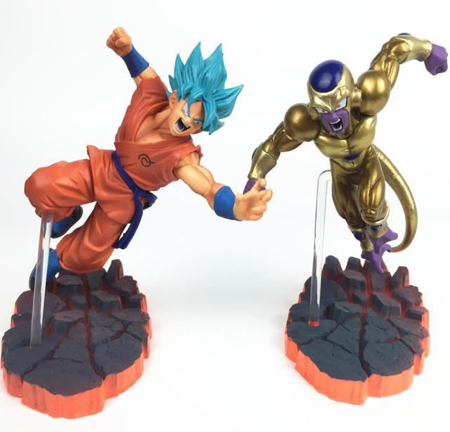 Goku SSJ Blue Figure 15 CM