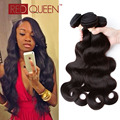 4 Bundles Brazilian Body Wave Rosa Hair Products Brazilian Virgin Hair Weave Website Tissage Bresilien 7a Unprocessed Human Hair