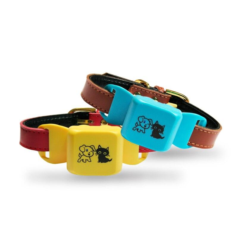 где купить Mini Pet GPS Tracker device Pet Locator for dog cat Necklace GPS GSM Positioning IP66 Waterproof GPS+LBS Location дешево