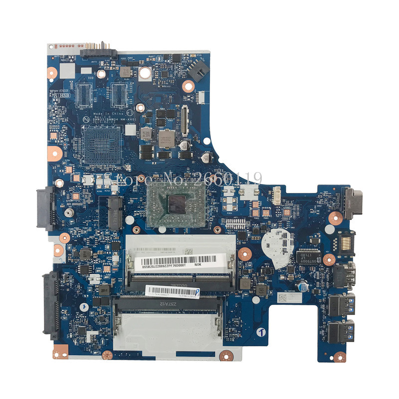 Laptop motherboard for G41-35 G51-35 A6-7310 5B20J22889 5B20J22944 NM-A401,Fully testedLaptop motherboard for G41-35 G51-35 A6-7310 5B20J22889 5B20J22944 NM-A401,Fully tested