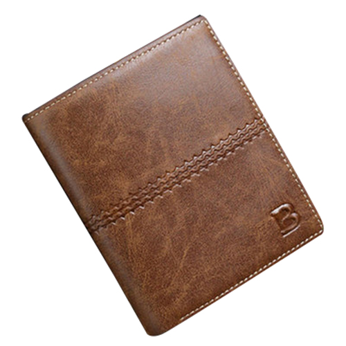 Hot Fashion NEW MENS LUXURY SOFT QUALITY GENUINE LEATHER WALLET CREDIT ID CARD HOLDER PURSE