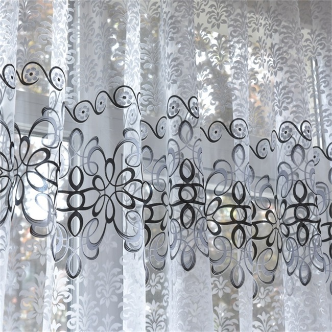 Dropwow Best Selling Ready Made Curtains For Living Room Bedroom Bay