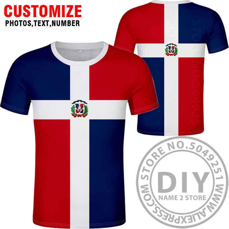 Футболка с логотипом в стиле домики, бесплатная доставка, с именем, с номером dma, футболка с изображением национального флага, с изображением испанской доминки, доминкана, с принтом, фото, одежда