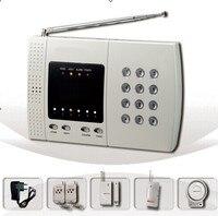 433 МГц 6 защита зоны сигнализации системы PSTN (стационарная) сигнализация