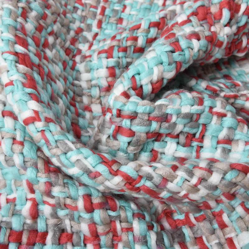 BBJ нитки одеяло для дивана летнее одеяло Чехол для стула для детей взрослых 130*160 см