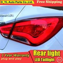 D YL Car Styling for Hyundai Sonata Taillights 2011 2014 Sonata LED Tail Lamp GLK LED_220x220 popular hyundai sonata led taillights buy cheap hyundai sonata led 2011 hyundai sonata tail light wiring harness at gsmx.co
