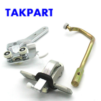 TAKPART FOR FIAT DUCATO (2002-2006) LOWER MIDDLE UPPER RIGHT SLIDING SIDE DOOR ROLLER 1334552080,1336735080,1352331080