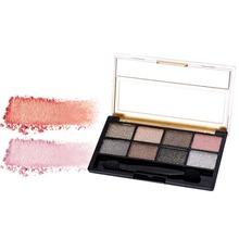 -lasting Natural Brighten Shimmer Eye Shadow Compact Makeup Eyeshadow Earth Tone Palette Makeup #AP5 xgrj