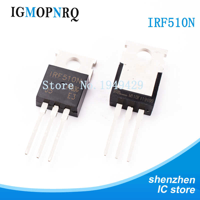 Detail Feedback Questions about 10PCS IRF510N TO 220 IRF510NPBF