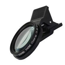 3 en 1 ZOMEI universel 37MM CPL + filtre de gros plan + ND2 400 ND Fader filtre Kit professionnel M1 téléphone lentille filtre pour iPhone samsung