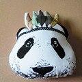Мода Прекрасный Мультфильм Животных Лев Енот Panda Подушка Подушка Дети Спокойно Спать Игрушки Куклы Подарки Для Детей Девочек
