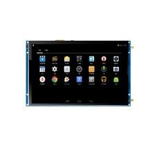 10 นิ้วหน้าจอสัมผัสแบบ capacitive all   in   one เครื่องโฆษณา Android embedded จอแสดงผลอุตสาหกรรมควบคุม HMI