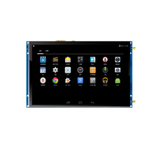 10 zoll kapazitiven touchscreen all in one werbung maschine Android embedded display industrielle steuerung HMI