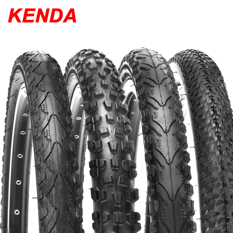 "Kenda Bicycle Tires 26x1.5/1.95/2.1 Road MTB Bike Tire Mountain Bike Tyre For Bicycle 26"" Commuter/Urban/Hybrid Tires Bike