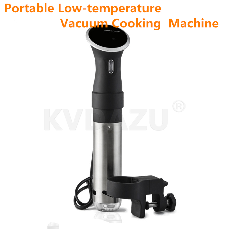 Portable Low-temperature Vacuum Cooking Steak Machine Kitchen Cooking Tools Vacuum Slow Sous Vide Food Cooker