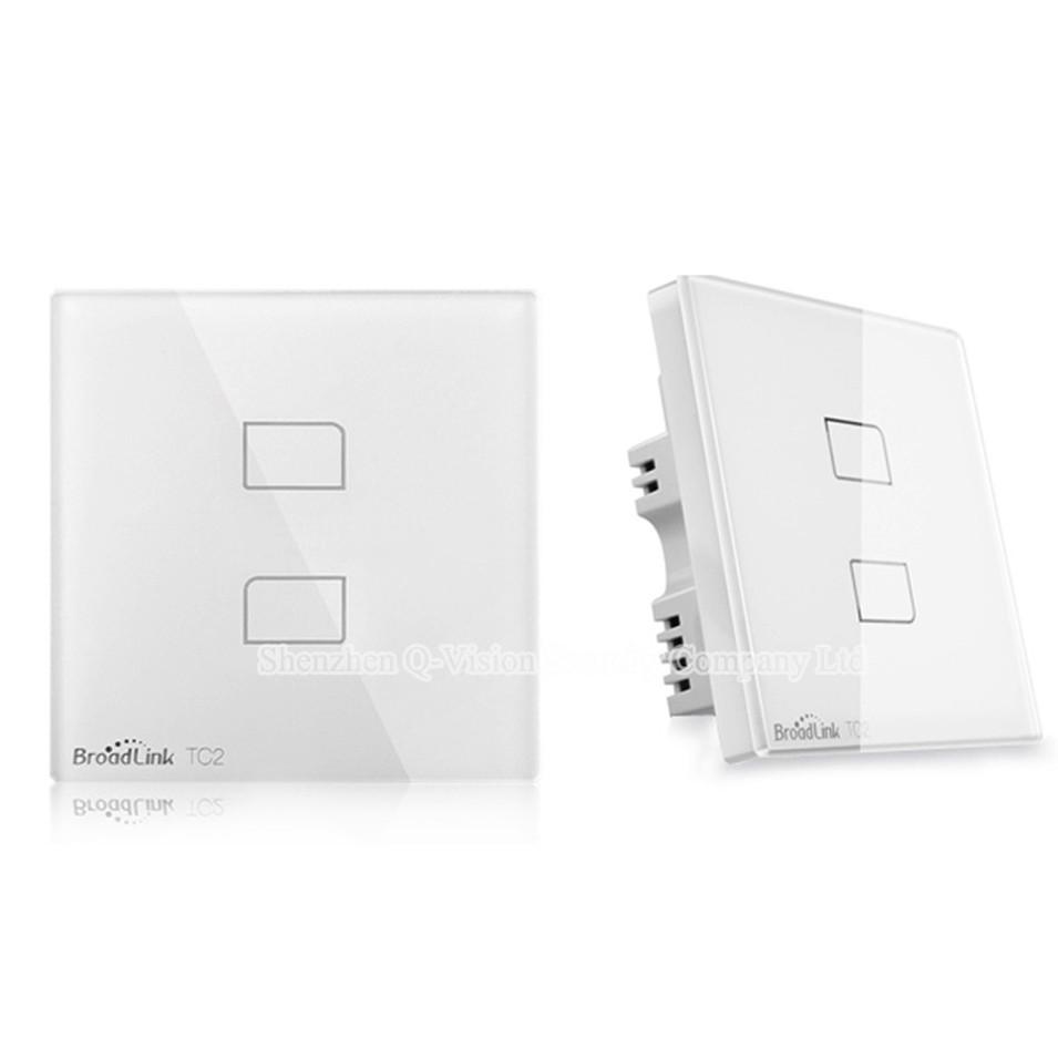 Broadlink rm pro smart remote control wifi+ir+rf/ wall panel home.