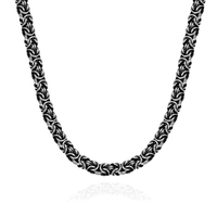 Free Shiping 60cm 7mm Long Chain For Mens Top Quality Stainless Steel Chain Necklace Fashion Jewelry