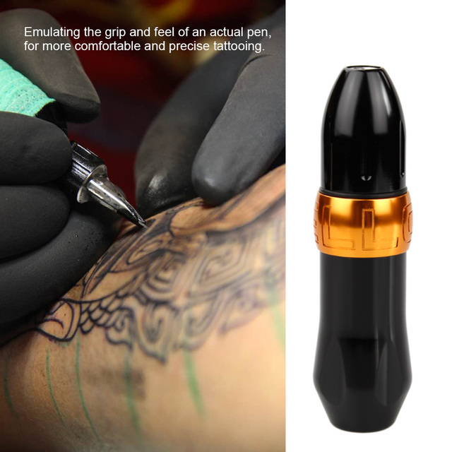 Aliexpress.com : Buy Tattoo Machine Tattoo Rotary Pen Bullet Train ...