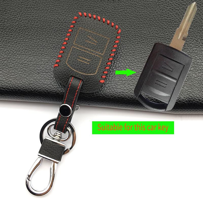 2 Buttons Remote Control Car Key Case Cover for Vauxhall Opel Corsa Meriva Combo Fob Hot