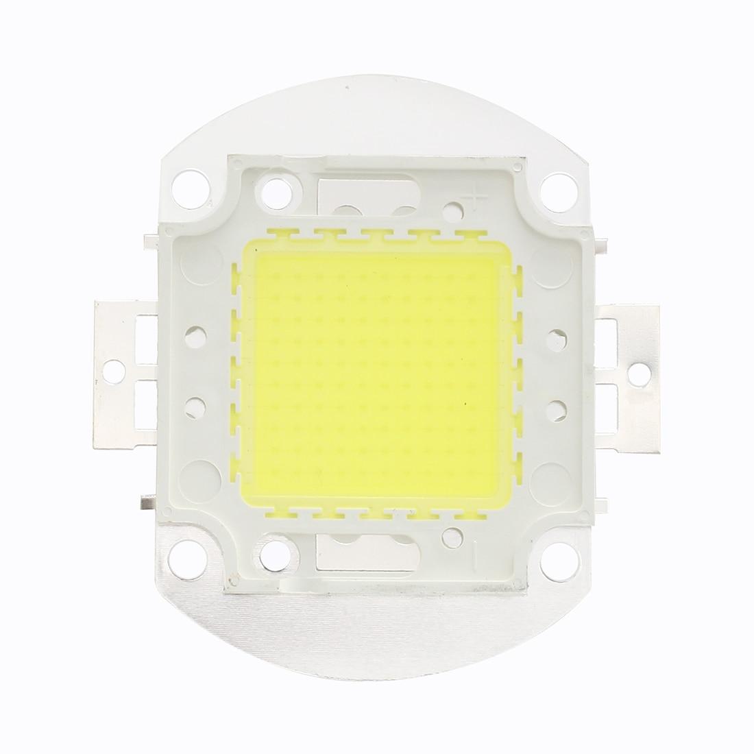 DC 32 - 34V 100W 7500 LM 6500K High Power the LED power indicator light chip - White