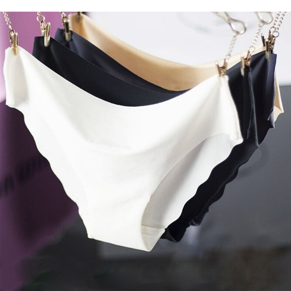 1PC Hot Sale Fashion Women Seamless Ultra-thin Underwear G String Women's Panties Intimates Breathable Briefs Drop Shipping
