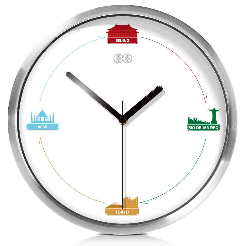 decorative kitchen wall clocks promotion-shop for promotional