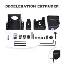 3D Printer Parts BMG Extruder Clone Bowden Dual Gear Drive Deceleration for CR10