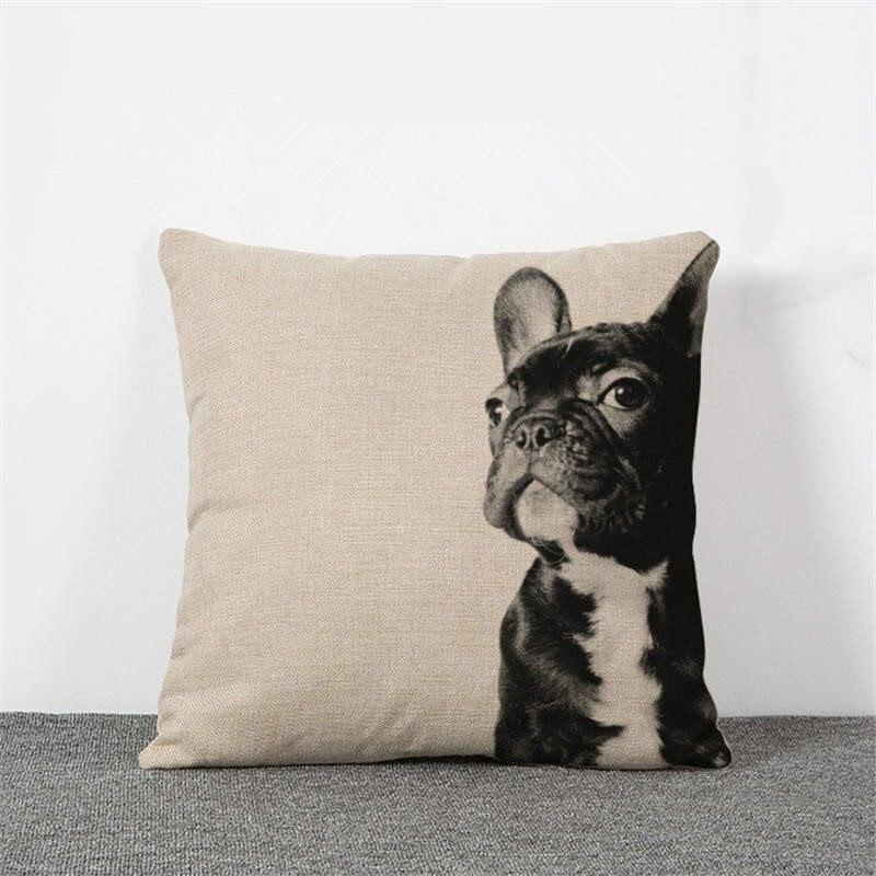 HTB1ekX0MFXXXXcRXFXXq6xXFXXXo - Pug Pillow Cover