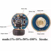 C8S 5 Modes Circuit imprimé Anti-inverse LED pilote puce mode mémoire fonction 20.8mm