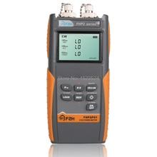 Medidor de potência óptico fhp2p01 grandway pon, para epon gpon xpon, OLT ONU 1310/1490/1550nm